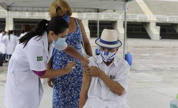 Río de Janeiro suspendió su campaña de vacunación por falta de dosis | Coronavirus