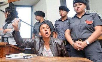 Tras el escandaloso fallo de la Corte, Sala le pidió a Alberto ser indultada | Presos políticos