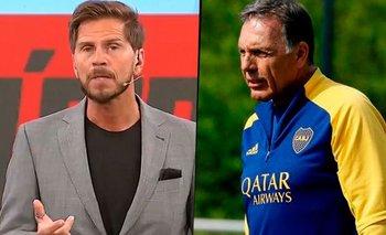 El Pollo Vignolo se cansó de Boca y destruyó a Russo al aire de ESPN | Espn