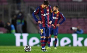 Champions: PSG destruyó al Barcelona y Messi quedó al borde de la eliminación | Dura derrota