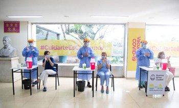 Ciudad: ¿Cómo sacar un turno para la vacunación de 55 a 59 años con comorbilidades? | Vacuna del coronavirus