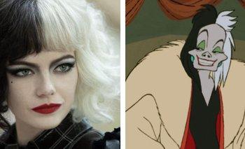 Emma Stone es Cruella de Vil en el tráiler oficial de Cruella | Cine