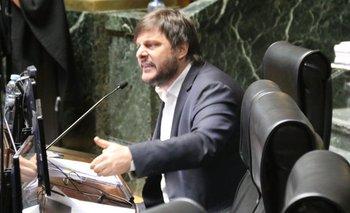 Santoro cruzó a Vidal por las críticas a Axel Kicillof | Elecciones 2021