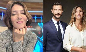 El mensaje de Cristina Pérez tras derrotar a Telenoche en su debut | Televisión