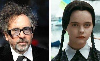 Netflix: Tim Burton prepara una serie sobre Merlina Addams | Series
