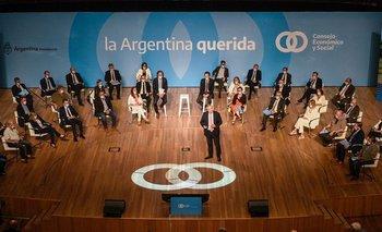 Se lanzó el Consejo Económico y Social: cuáles son sus ejes | Reactivación económica