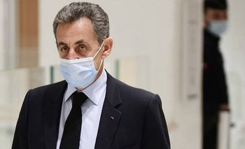 Coronavirus: polémica en Francia por la vacunación de Sarkozy   Pandemia