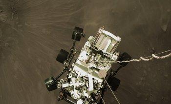 Histórico: el rover de la NASA fabricó oxígeno en Marte | Marte