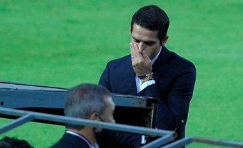 Tras el escándalo, Fernando Gago se convirtió en el nuevo técnico de un grande   Fútbol argentino