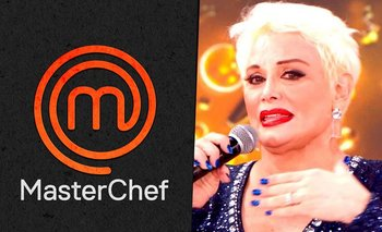 MasterChef Celebrity: Cuándo debuta Carmen Barbieri y qué dijo   Masterchef celebrity