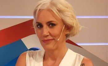 Desvincularon a Débora D' Amato de Intrusos y estalló de bronca  | Intrusos