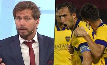 "En Boca destrozaron al Pollo Vignolo: ""¿Sabe algo de fútbol?""   Pollo vignolo"