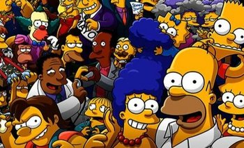La predicción de Los Simpson sobre el final de Fox y el nacimiento de Star  | Series