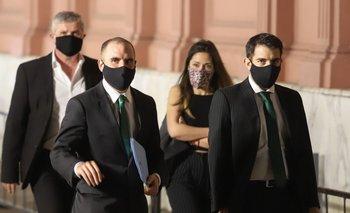 Vacunas VIP:  explicaron la vacunación de Martín Guzmán y su equipo | Vacunas vip