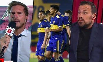 El Pollo Vignolo destruyó a un jugador de Boca y el Ogro Fabbiani estalló de furia | Pollo vignolo