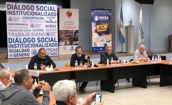 Gestos de unidad y respaldo a Ginés en la reunión ampliada de la CGT | Cgt