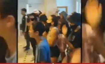 Furia e incidentes en Villa La Angostura por el femicidio de Guadalupe | Violencia de género