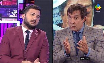 Escándalo: se filtró el chat de una pelea entre Brancatelli y Vilouta | Intratables