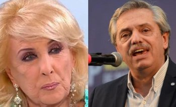 Mirtha se molestó con Alberto por no saludarla por su cumpleaños | Mirtha legrand