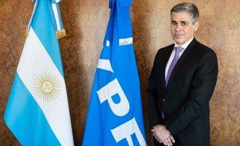 YPF designó al nuevo presidente de la compañía | Energía