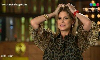 MasterChef Celebrity 2: los problemas de Flavia Palmiero en el supermercado   Masterchef celebrity