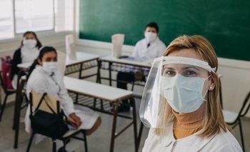 Coronavirus y vuelta a clases: ¿cuántos jóvenes están contagiados?  | Clases presenciales
