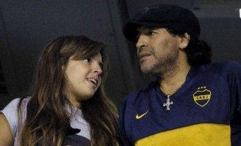 El conmovedor mensaje de Dalma a Diego Maradona | Diego maradona