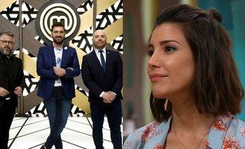 MasterChef Celebrity 2: la dura devolución a Andrea Rincón   Masterchef celebrity
