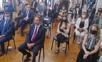 Ramos Padilla asumió en el juzgado electoral de La Plata | Alejo ramos padilla