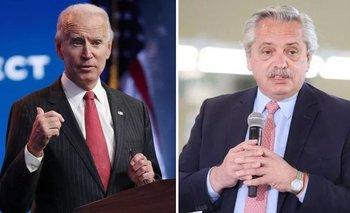 Alberto Fernández fue invitado por Biden a una Cumbre de líderes mundiales | Cambio climático