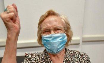 Argentina llegó al millón de vacunados contra el coronavirus   Vacuna del coronavirus