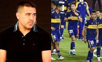Riquelme no lo puede creer: el jugador que Boca dejó ir   Boca juniors