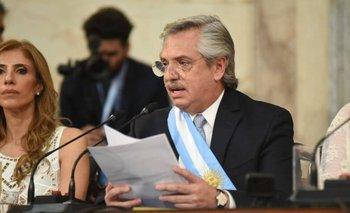 Elecciones 2021: EN VIVO Alberto Fernández abre las Sesiones Ordinarias en el Congreso | Elecciones 2021