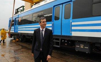 Randazzo confirmó que el estado se hará cargo de los trenes | Florencio randazzo