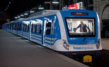 El Gobierno formalizó la decisión de estatizar los trenes | Cristina kirchner