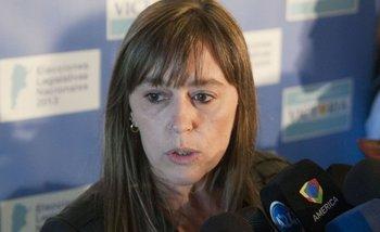 "Di Tullio: ""La oposición no vota, no aplaude, no nada"" | Juliana di tullio"