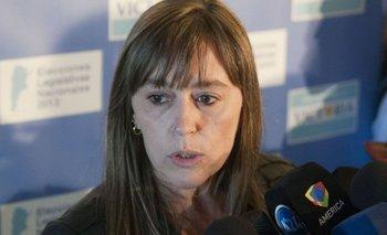 "Di Tullio: ""La oposición no vota, no aplaude, no nada""   Juliana di tullio"