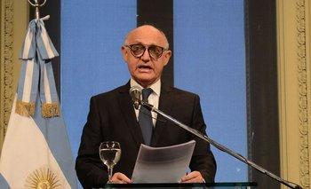 Israel pidió continuar con la investigación de los atentados terroristas   Héctor timerman