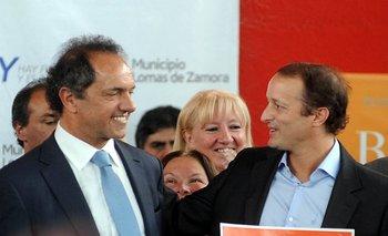 Elecciones 2015: Scioli se volverá a mostrar con Insaurralde | Martín insaurralde