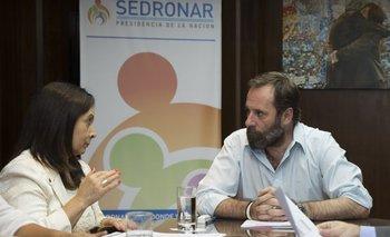Trimarco se reunió con el titular de la Sedronar y acordaron trabajar juntos | Drogas