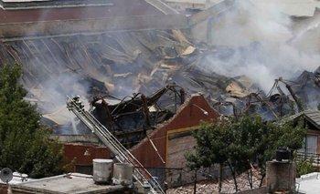 Iron Mountain: el incendio fue intencional y en acuerdo con sus clientes | Justicia