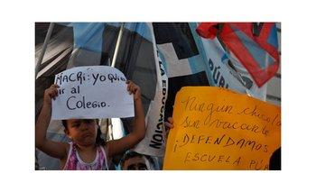 Denuncian falta de vacantes en las escuelas del sur de la ciudad | Educación