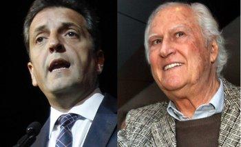 ¿Por qué Pino Solanas no fue candidato de Massa? | Elecciones 2015