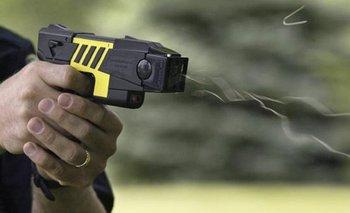 Polémica por las Taser: la ONU advirtió que son mortales   Delito excarcelable