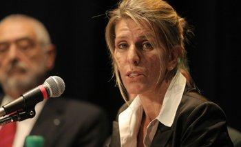 La jueza le dio la razón a la ex de Nisman y anuló la designación del perito de Fein   Fabiana palmaghini