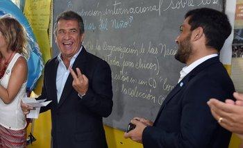 Interna K: Urribarri recibió el apoyo de Patricio Mussi | Elecciones 2015