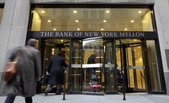 El Bank of New York rechazó un nuevo intento de embargo buitre   Bank of new york