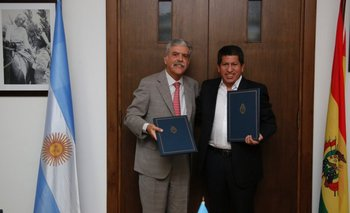 Nuevo acuerdo entre Argentina y Bolivia | Ministerio de planificación federal