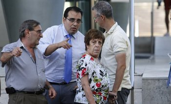 La jueza suspendió la junta médica por la muerte de Nisman   Fabiana palmaghini