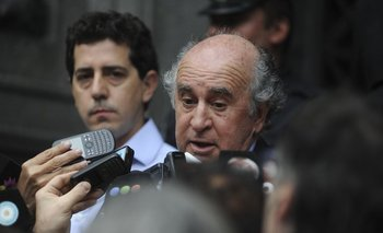 "Parrilli: ""Yo no tengo dudas que el jefe de Nisman era Stiuso"" | Fabiana palmaghini"